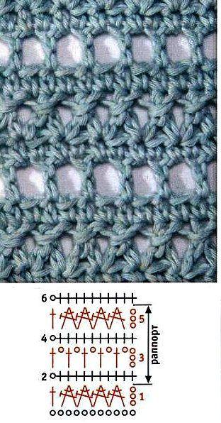 2-como-hacer-un-chaleco-en-crochet