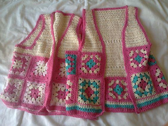 1-como-hacer-un-chaleco-en-crochet-niña