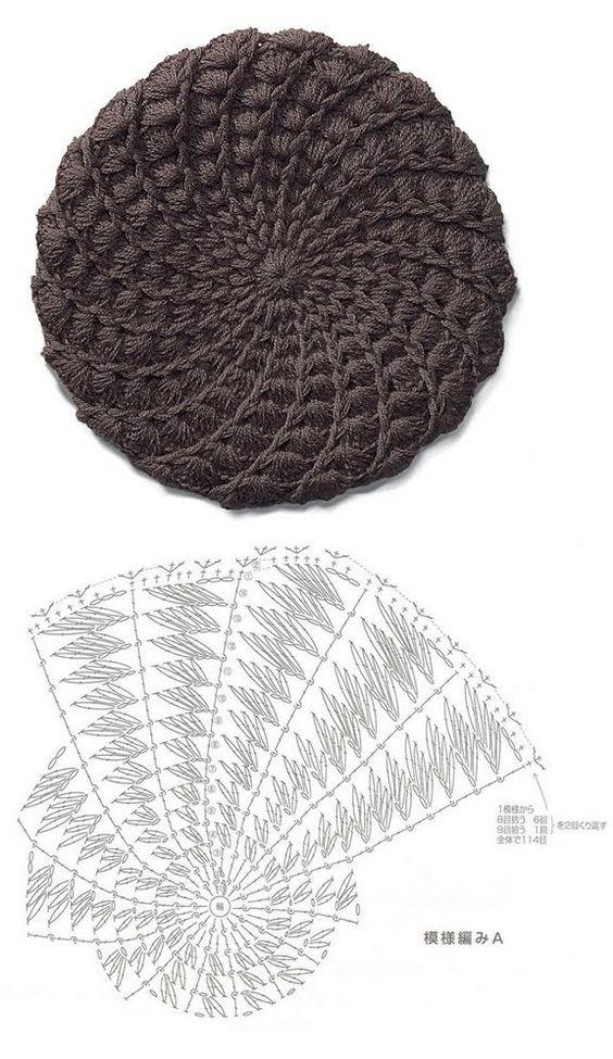 3-como-hacer-un-gorro-en-crochet-para-mujer