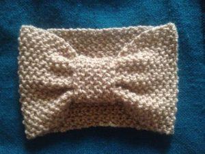 2-como-hacer-diademas-de-lana-con-dos aguja