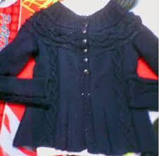 como aprender a tejer chompas o suéteres bonitos y fácilmente