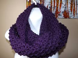 como hacer bufandas a crochet paso a paso