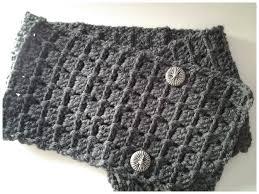 como hacer bufandas a crochet bonitas