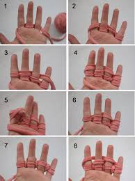 curso de tejer a mano fácilmente