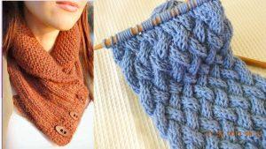 cómo-hacer-bufandas-con-dos-agujas-1