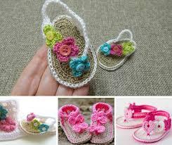 como aprender a tejer sandalias muy bonitas con estos sencillos pasos