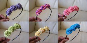 como hacer flores a crochet faciles-42