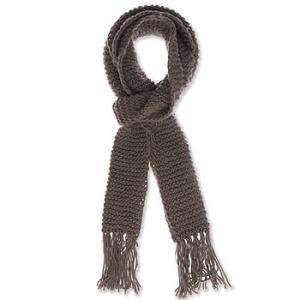 como hacer una bufanda con dos agujas paso a paso
