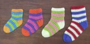 como hacer calcetines de lana a crochet-4