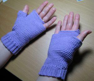 como hacer mitones a crochet-14