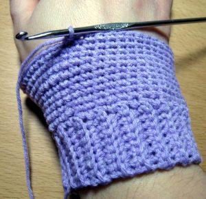 como hacer mitones a crochet-9