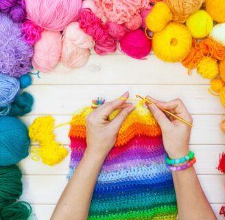Las 5 mejores clases de tejido en línea